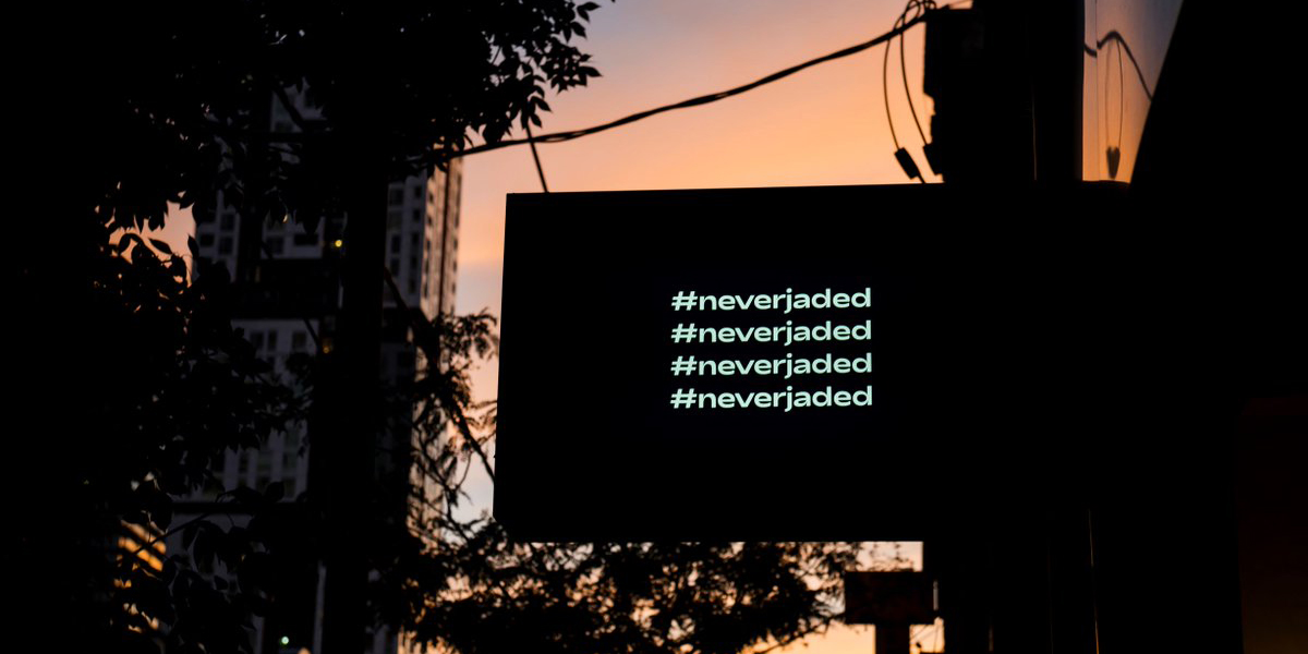 """Hexo wins Campaign Of The Year with the """"Never Jaded"""" Tour"""