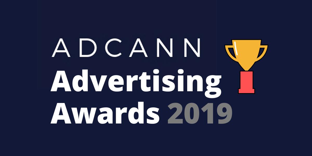 AdCann Advertising Awards 2019