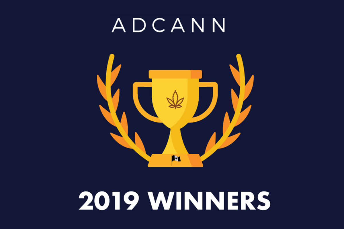 The Best Cannabis Marketing In Canada: ADCANN 2019 Winners