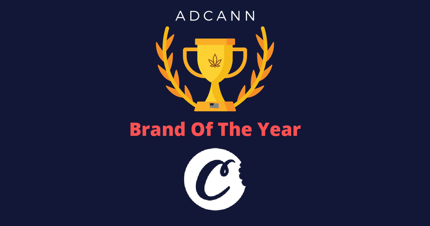 Brand of the Year Cookies