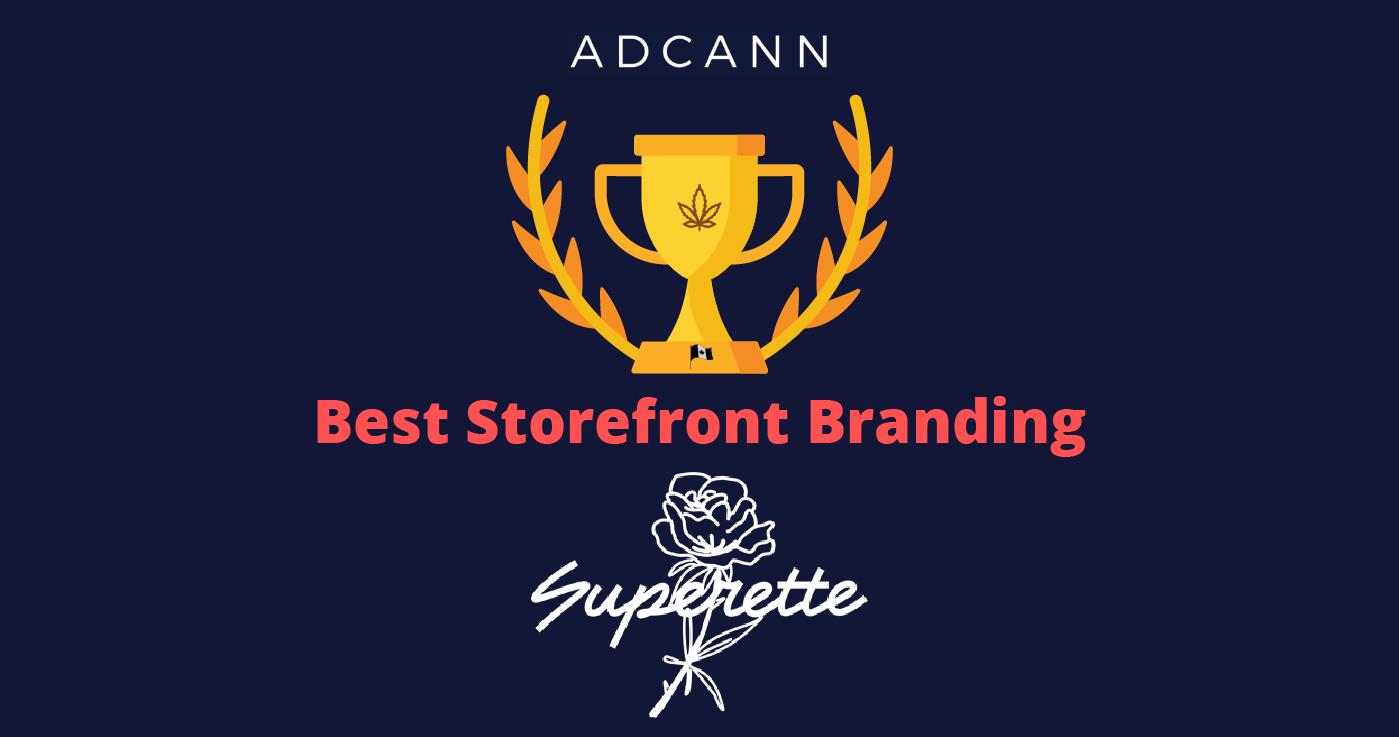 Best Storefront Branding Superette