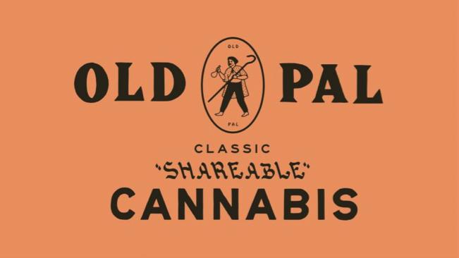 Old Pal cannabis logo