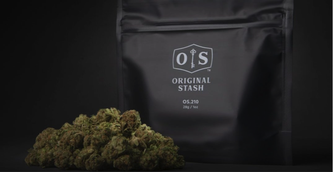 Original Stash cannabis