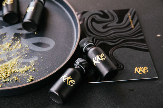 Wiz Khalifa KKE Cannabis Oil