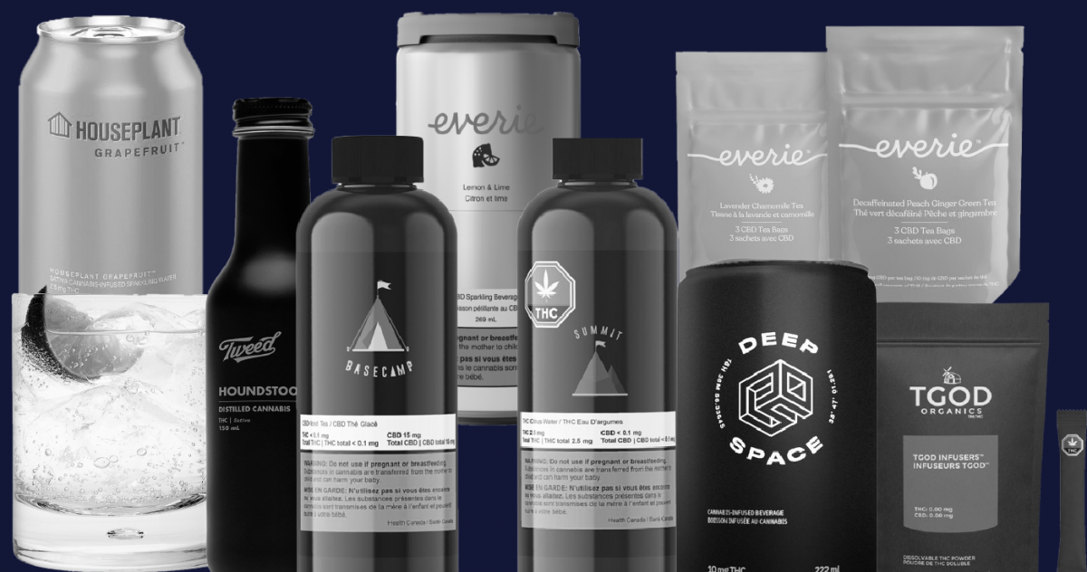Analyzing the Cannabis 2.0 Market in Canada: Beverages