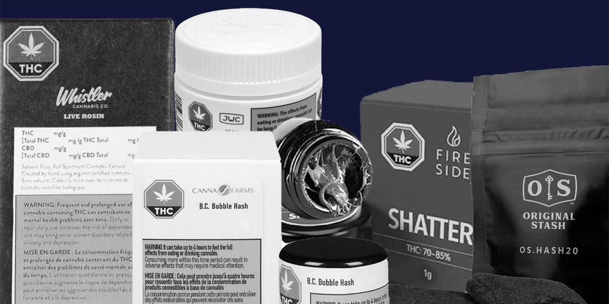 The Cannabis 2.0 Market in Canada: Concentrates