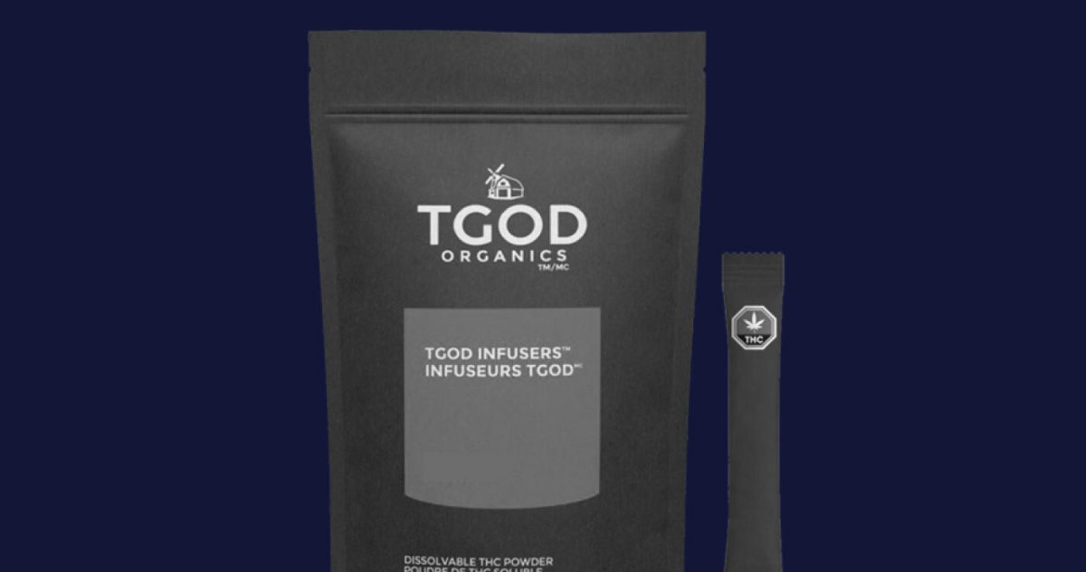 The First Dissolvable THC Powder Launches in Canada
