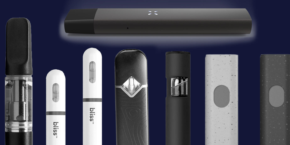 The Cannabis 2.0 Market in Canada: Vape Pens